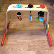 Hrazda pro miminko Ikea