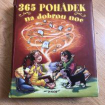 Kniha 365 pohádek na dobrou noc