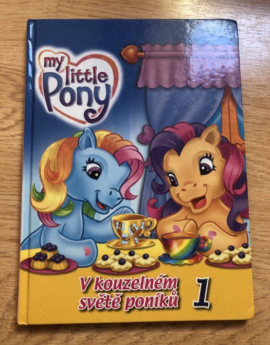 Kniha My Little Pony 1