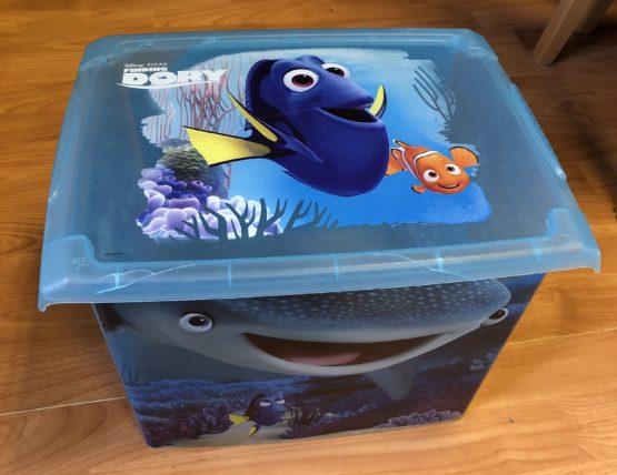 Box na hračky Nemo