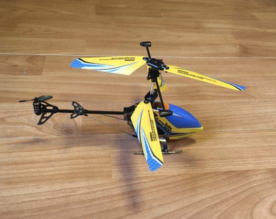 Vrtulník Fleg GF 1052