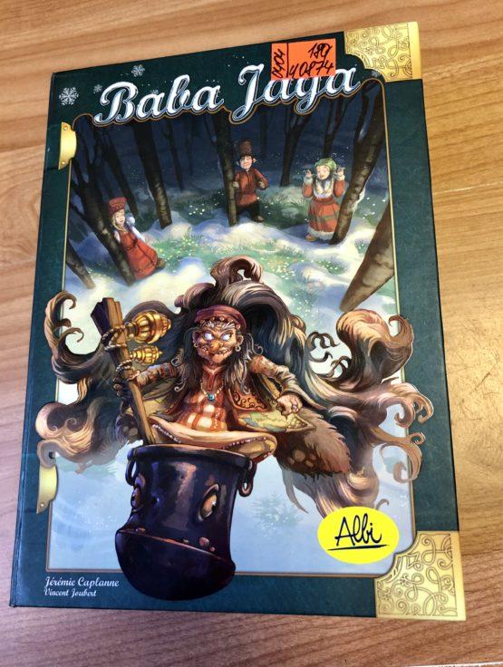 Hra Baba Jaga