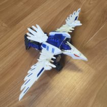 Postavička robota – Pták