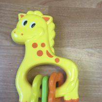 Chrastítko žirafa