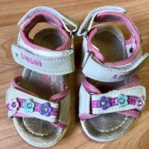 Sandálky Linshi skytičkami