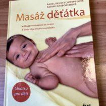 Kniha – Masáž děťátka
