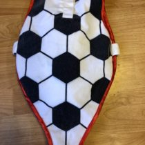 Kostým – fotbalový míč