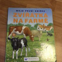 Kniha – Zvířátka na farmě