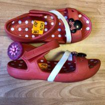 Gumové sandálky Minnie CROCS