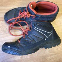 Kotníčkové boty Quechua