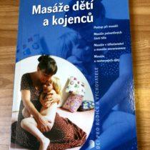 Kniha – Masáže dětí a kojenců