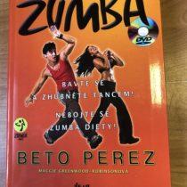 Kniha – Zumba + CD