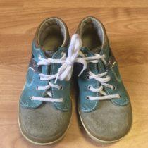 Kožené boty Fare