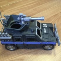 Auto – policejní Jeeb