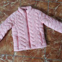 Dívčí prošívaná bunda Lupilu