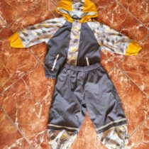 Chlapecký nepromokavý set bunda+kalhoty LUPILU