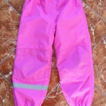 Softshellové kalhoty H&M
