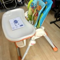 Jídelní židle Chicco Polly 2v1