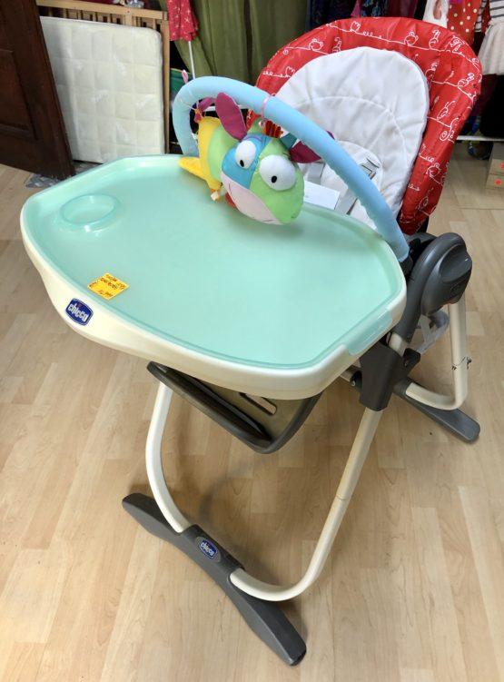 Jídelní židle Chicco Polly Magic