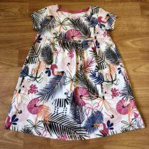 Bavlněné, letní šaty F&F vzor Džungle