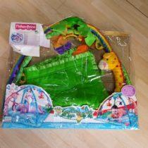 Fisher-Price hrazdička – hrací deka Rainforest