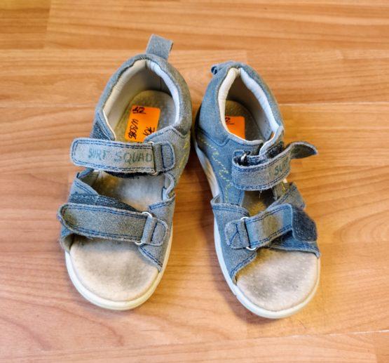 Sandálky Lupilu