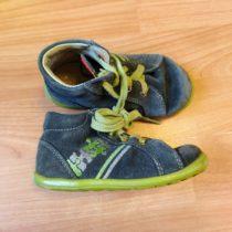 Kožené, kotníčkové boty Richter