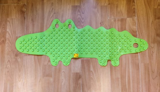 Podložka do vany Ikea – Krokodýl