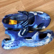Sandále gumové Sport