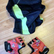 Cyklo set  kraťasy + rukavice Etape