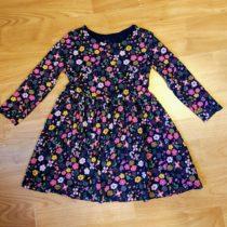 Bavlněné šaty F&F skvěty