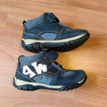 Kožené boty Baren Schuhe