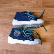 Plátěné boty Befado sbagrem