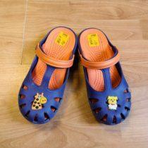 Gumové sandály Flame