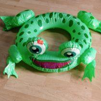 Nafukovací kruh Žába