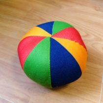 Látkový míček