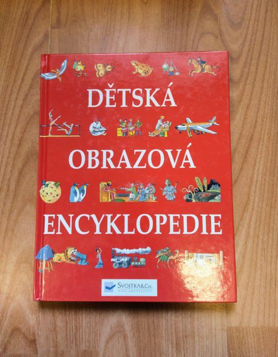 Kniha – Dětská obrázkova encyklopedie