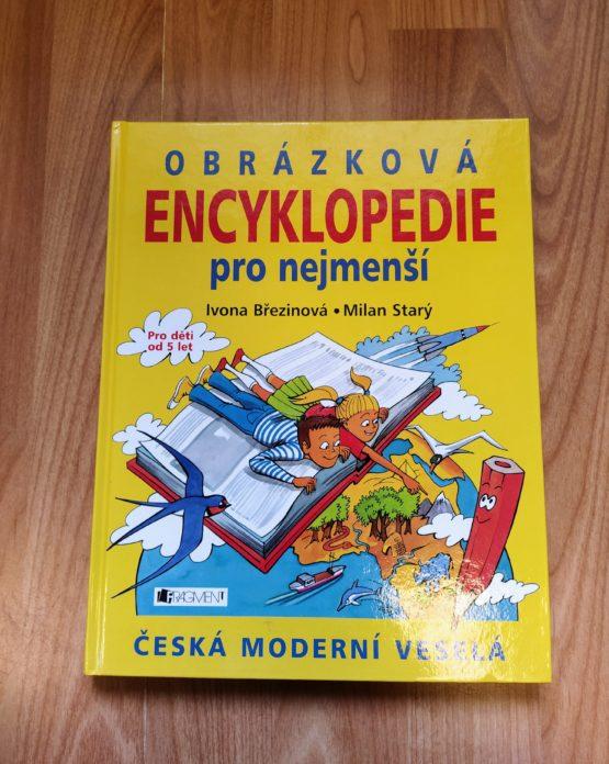 Kniha – Obrázková encyklopedie pro nejmenší