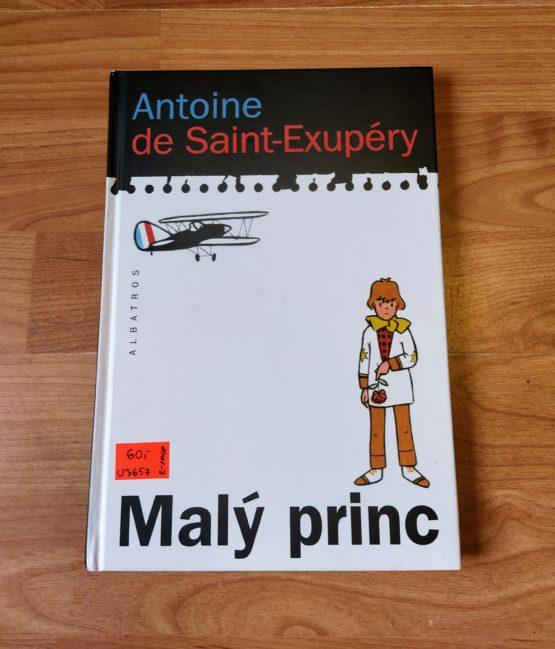 Kniha – Malý princ