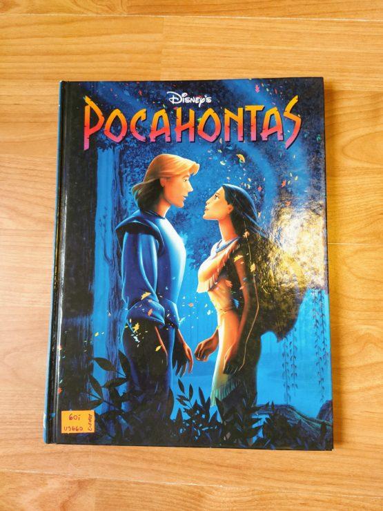 Kniha – Pocahontas
