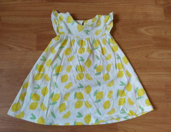 Letní, bavlněné šaty Baby Club.