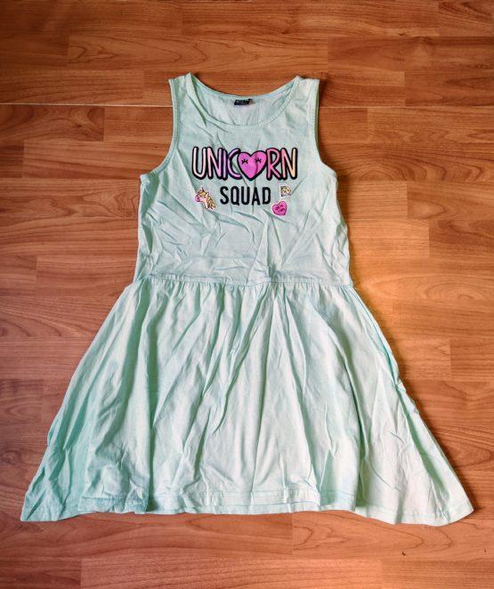 Bavlněné šaty YFK