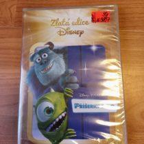 DVD Disney zaltá edice – PŘÍŠERKY s.r.o.