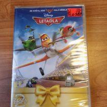 DVD Disney zaltá edice – LETADLA