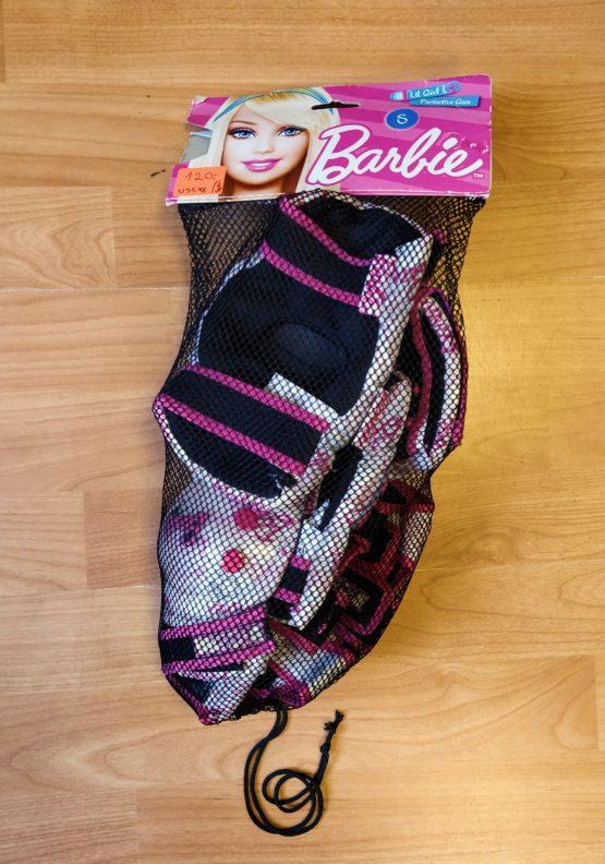 Set chráničů na brusle – Barbie
