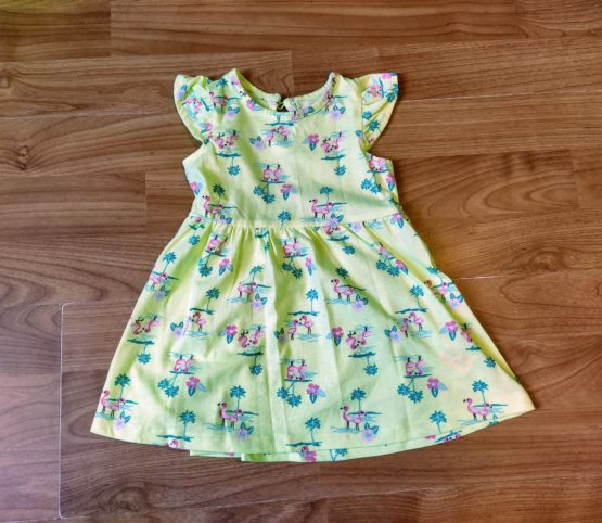 Letní, bavlněné šaty Baby