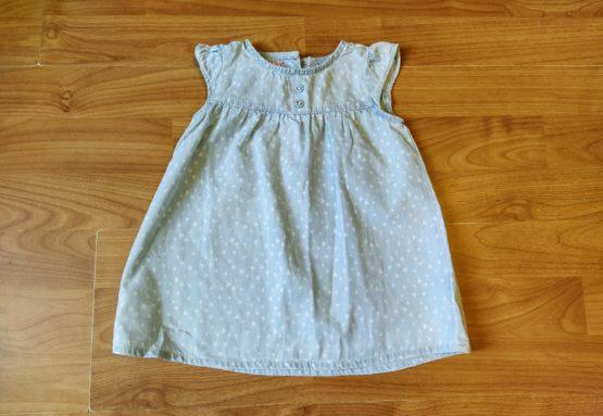 Letní, bavlněné šaty F&F