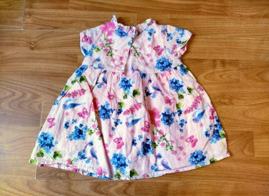 Letní, bavlněné šaty Dopodopo