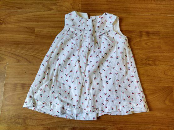 Letní, bavlněné šaty Baby Club