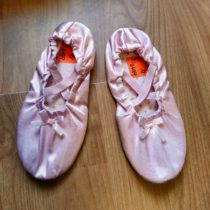 Baleriny na balet H&M